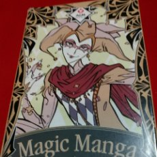 Barajas de cartas: MAGIC MANGA TAROT. AGM. Lote 158283268