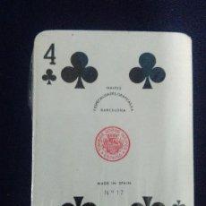 Barajas de cartas: BARAJA NAIPES SIN ABRIR. Lote 158366494