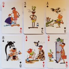 Barajas de cartas: BARAJA FRANCESA MULTIDERMOL.. Lote 158451213