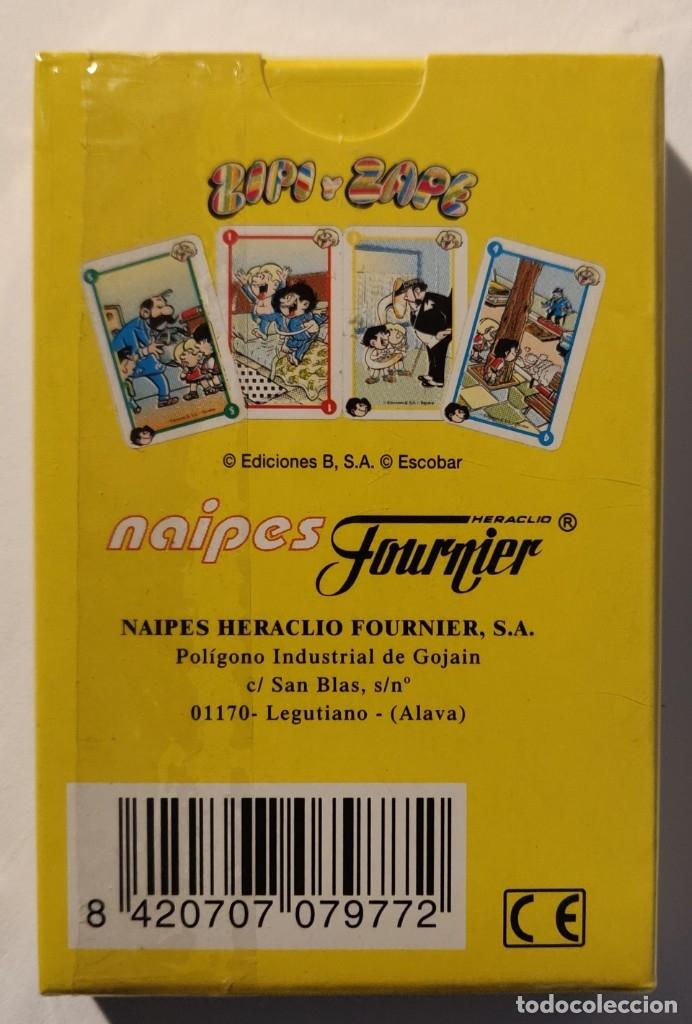 Barajas de cartas: Baraja infantil ZIPI Y ZAPE - Foto 6 - 158705282