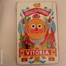 Barajas de cartas: BARAJA NAIPES FOURNIER VITORIA STOCKLIN RARA. Lote 158904766