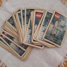 Barajas de cartas: BARAJA CARTAS PUBLICIDAD METALKRIS. Lote 158909608
