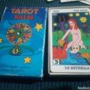 Barajas de cartas: TAROT BALBI FOURNIER BILINGUE 80 CARTAS. Lote 158933657