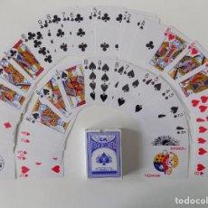 Barajas de cartas: LIBRERIA GHOTICA. BARAJA DE CARTAS PORTUGUESA. POKER. 2000.. Lote 158956890