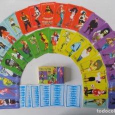 Mazzi di carte: LIBRERIA GHOTICA. BARAJA DE LAS VICIOSAS. FAMILIAS DEL SEXO. 36 CARTAS. 2000. Lote 158957542