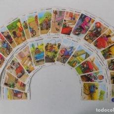Mazzi di carte: LIBRERIA GHOTICA. BARAJA DE TAROT FRANCESA DE LA FAMILIA. FAMILLE. 1980.. Lote 158958938