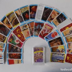 Barajas de cartas: LIBRERIA GHOTICA. BARAJA SCHÜTZE TAROT. ADIVINACIÓN.55 CARTAS. 1980.. Lote 158978774