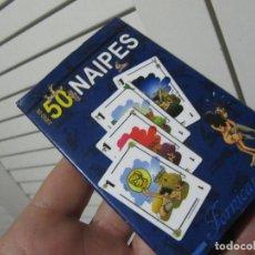 Barajas de cartas: BARAJA 50 NAIPES FORNICAR. Lote 158993994