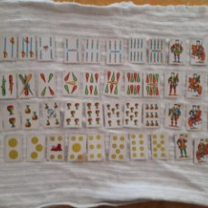 Barajas de cartas: MINI BARAJA CARTAS ESPAÑOLA. Lote 159060342
