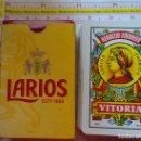 Barajas de cartas: BARAJA DE CARTAS ESPAÑOLA. FOURNIER. GINEBRA LARIOS. 100 GR. Lote 159150242