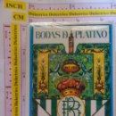 Barajas de cartas: BARAJA DE CARTAS DE PÓKER. CASTANYER HERÁLDICA. BODAS DE PLATINO REAL BETIS BALOMPIÉ 1982. 110 GR. Lote 159151234