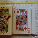 Barajas de cartas: BARAJA DE CARTAS DE PÓKER. HAMMER GOLDEX. 2015 2016. 90 GR. Lote 159151386