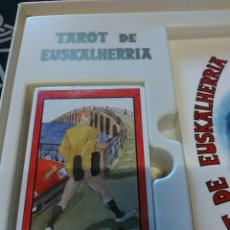 Barajas de cartas: EUSKALHERRIA. COLECCIONISTAS. TAROT. Lote 159187452