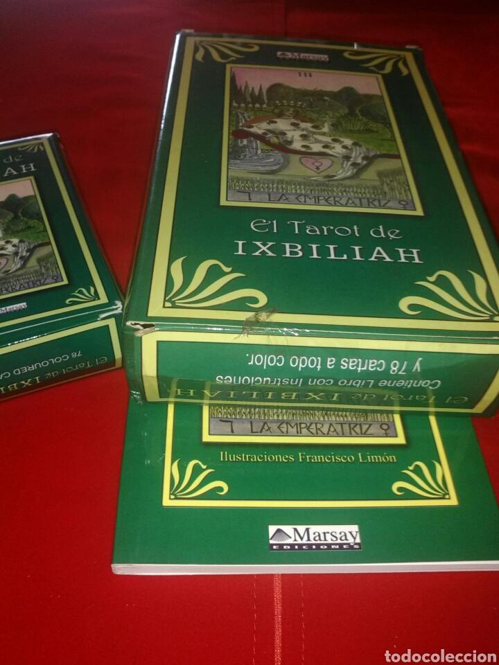 IXBILIAH TAROT(CARTAS +LIBRO) (Juguetes y Juegos - Cartas y Naipes - Barajas Tarot)