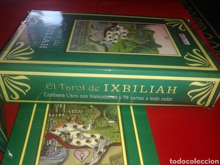 Barajas de cartas: IXBILIAH TAROT(CARTAS +LIBRO) - Foto 3 - 159203510