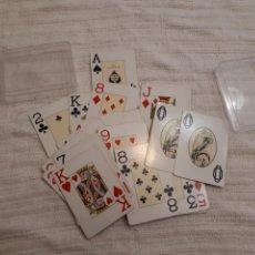 Barajas de cartas: BARAJA PÓKER FOURNIER VITORIA 818 GIGANTE. Lote 159222190