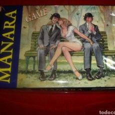 Barajas de cartas: MANARA GAME.. Lote 159253284