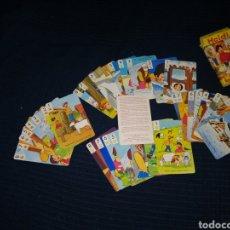Barajas de cartas: BARAJA CARTAS HEIDI COMPLETA HERACLIO FOURNIER. Lote 159299413