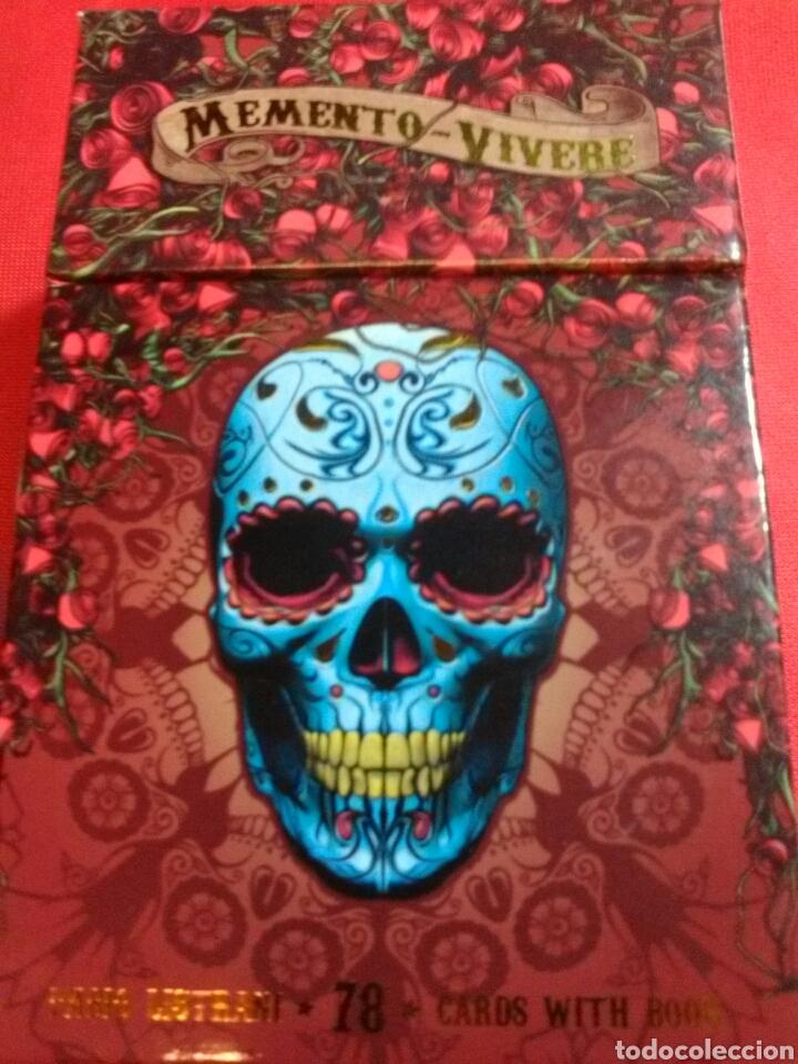 NUEVO!! SANTA MUERTE TAROT.CARTAS +LIBRO. NUEVO (Juguetes y Juegos - Cartas y Naipes - Barajas Tarot)