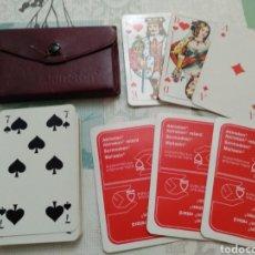 Barajas de cartas: BARAJA DE CARTAS VINTAGE. Lote 159516926