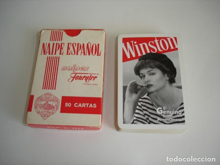 BARAJA CARTAS HERACLIO FOURNIER: WINSTON. - 50 NAIPES - (Juguetes y Juegos - Cartas y Naipes - Baraja Española)