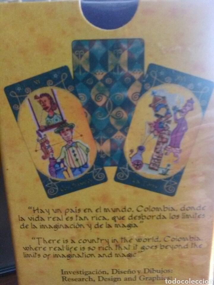 Barajas de cartas: LIQUIDACIÓN STOCK!!MACONDO TAROT DESCATALOGADO.NUEVO - Foto 2 - 159649370