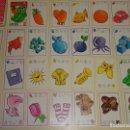 Barajas de cartas: BARAJA DE CARTAS INFANTIL. CUARTETOS APRENDE LOS COLORES. 70 GR. Lote 159685122