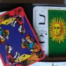 Barajas de cartas: TAROCCO EGIZIANO. CARTAS TAROT. Lote 159723841