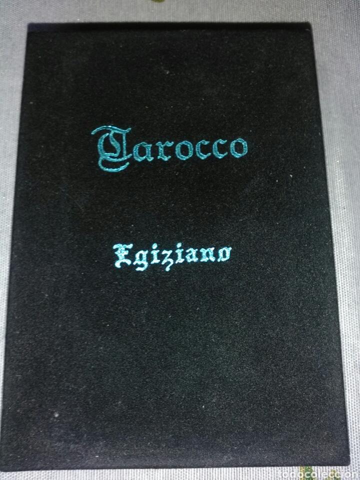 Barajas de cartas: TAROCCO EGIZIANO. CARTAS TAROT - Foto 3 - 159723841