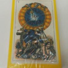 Barajas de cartas: BARAJA POLITICA - ESPAÑA - 1872 - FACSIMIL. Lote 159737398