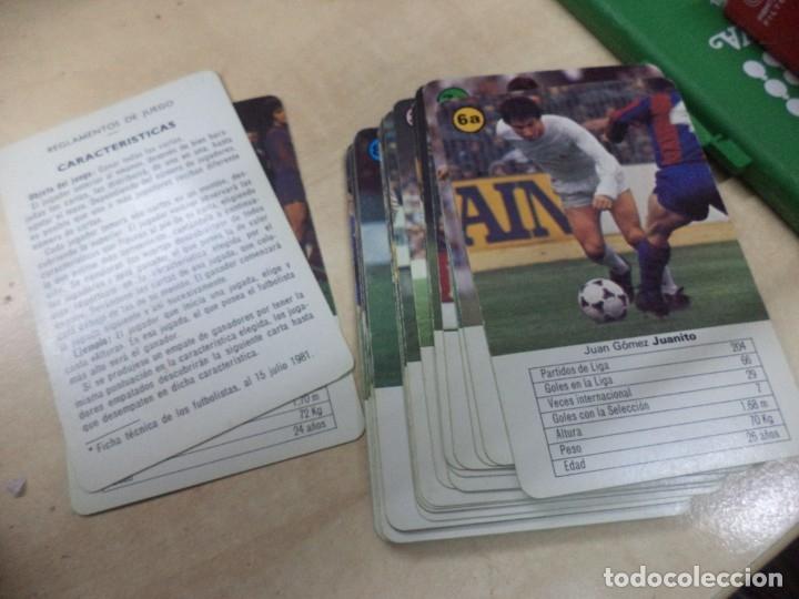 Barajas de cartas: Baraja de 32 cartas Selección Española 1982.Heraclio Fournier AFE. - Foto 2 - 159827166
