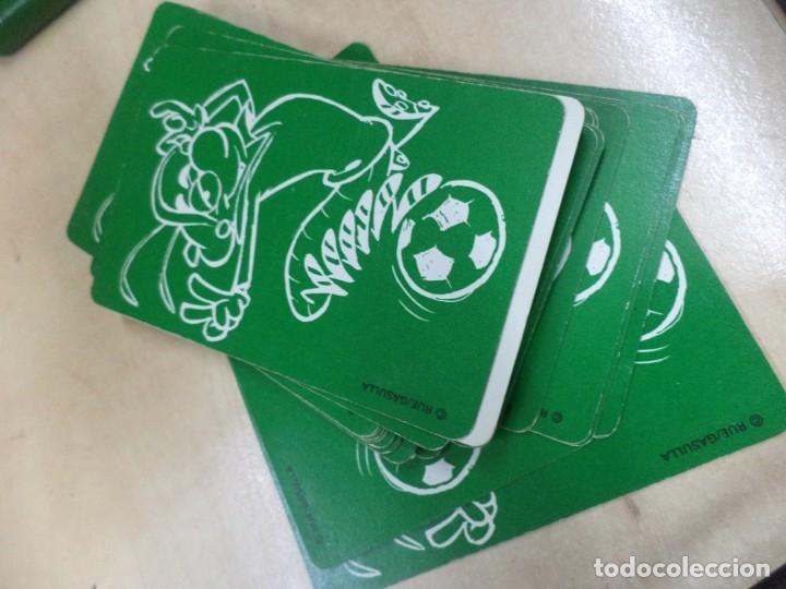 Barajas de cartas: Baraja de 32 cartas Selección Española 1982.Heraclio Fournier AFE. - Foto 3 - 159827166