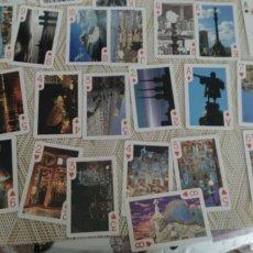 Barajas de cartas: BARAJA CARTAS POKER IMAGENES DE BARCELONA TURISTICO. Lote 159988298