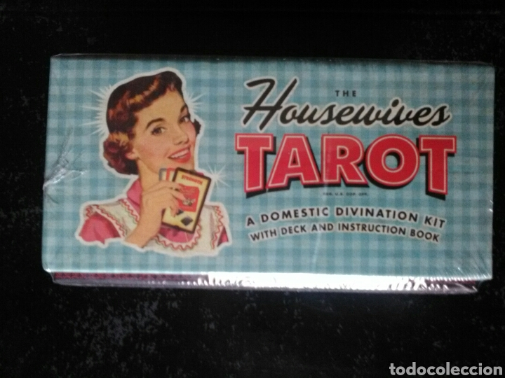 Barajas de cartas: HOUSEWIVES TAROT. - Foto 1 - 160007114