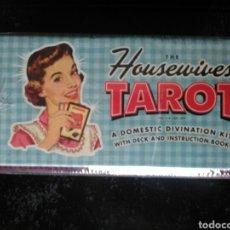 Barajas de cartas: HOUSEWIVES TAROT.. Lote 160007114