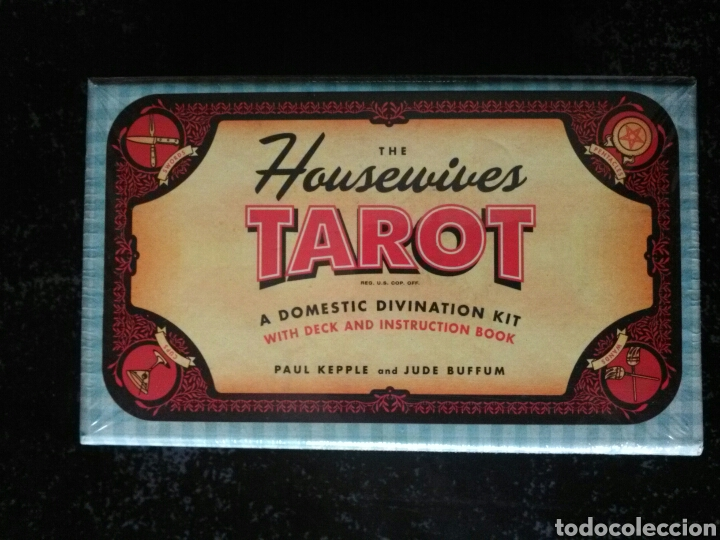 Barajas de cartas: HOUSEWIVES TAROT. - Foto 2 - 160007114