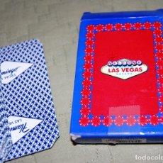Barajas de cartas: BARAJA DE POKER FLAMINGO - LAS VEGAS.. Lote 160059406
