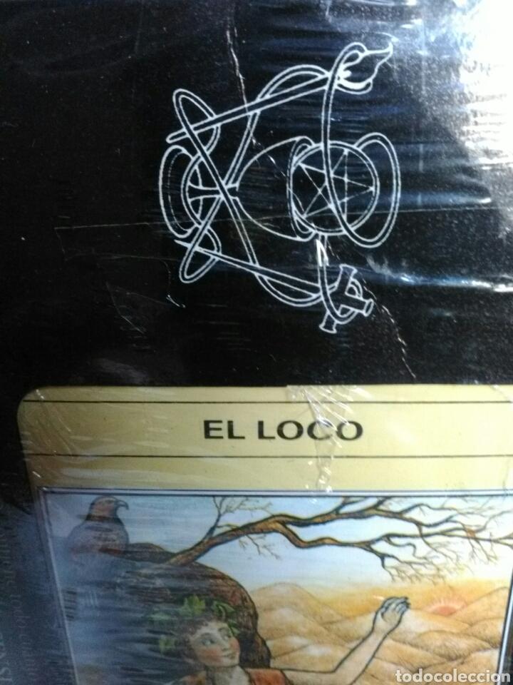 Barajas de cartas: EL TAROT MITICO. NUEVO. Cartas +Libro. - Foto 4 - 160073297