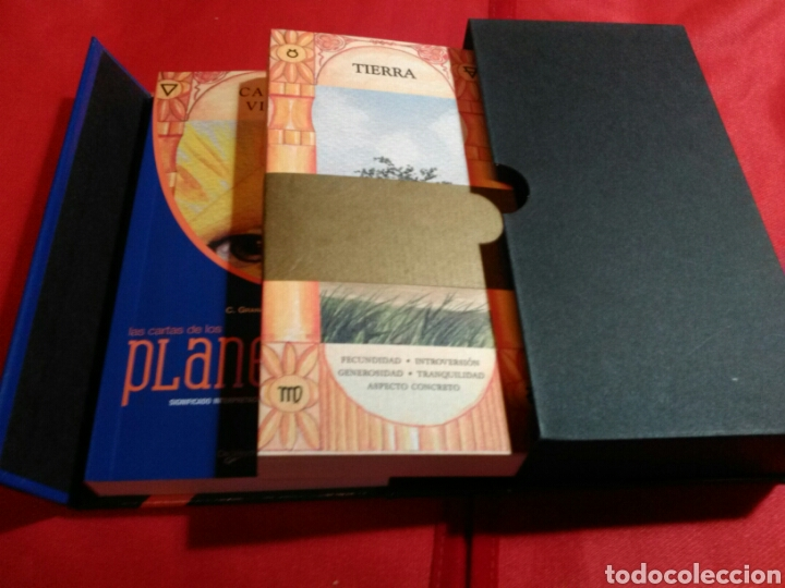 Barajas de cartas: CARTAS DE LOS PLANETAS.MUY DIFÍCIL DE ENCONTRAR. - Foto 4 - 160145242