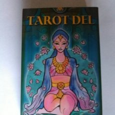 Barajas de cartas: TAROT DEL YOGA.. Lote 160203462