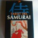 Barajas de cartas: SAMURAI TAROT.. Lote 160205146