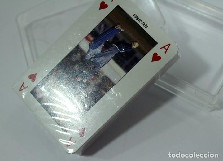 Barajas de cartas: Baraja WORLD CUP CRICKET ENGLAND 1999 - Foto 3 - 160226938