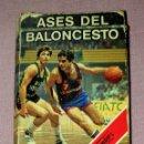 Barajas de cartas: BARAJA DE CARTAS FOURNIER PUBLICIDAD ASES DE BALONCESTO. Lote 160273689