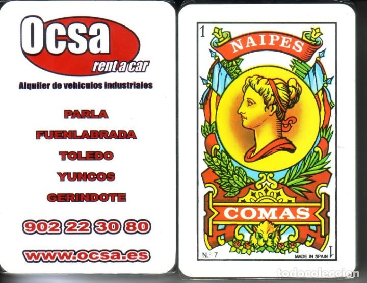 OCSA- BARAJA ESPAÑOLA DE 40 CARTAS (Juguetes y Juegos - Cartas y Naipes - Otras Barajas)