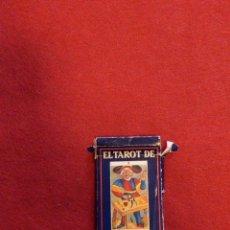 Barajas de cartas: BARAJA DE CARTAS TAROT TRIBUNA. Lote 160287088