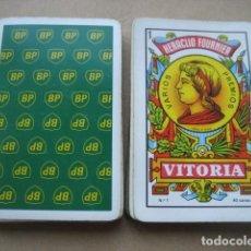Barajas de cartas: BARAJA ESPAÑOLA FOURNIER . PETROLERA BP. Lote 160287102