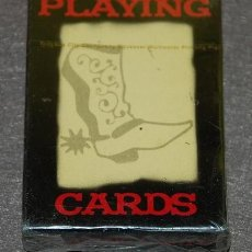 Barajas de cartas: BARAJA DE POKER PLAYING CARDS. Lote 160307630