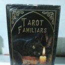 Barajas de cartas: FAMILIARS LISA PARKER TAROT. Lote 160379006