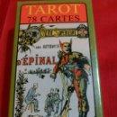 Barajas de cartas: TAROT D'EPINAL.. Lote 160384832