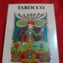 Barajas de cartas: TZIGANO TAROCCO. TAROT GITANO.. Lote 160387065
